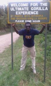 Tour Guide AA Tours Rwanda